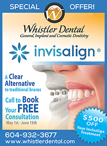 Whistler Dental Invisalign