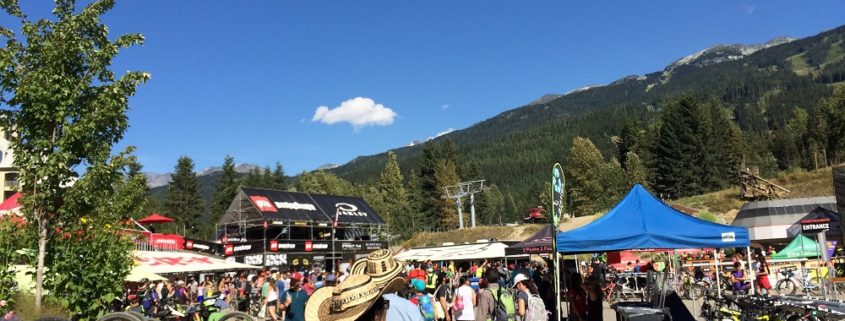 Enjoy summer in Whistler